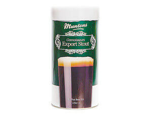 Muntons export stout 1.8 кг